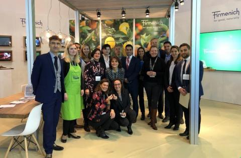 Firmenich Showcases Leadership In Natural Ingredients And Smartprotein™ Solutions At FIE 2019 in Paris