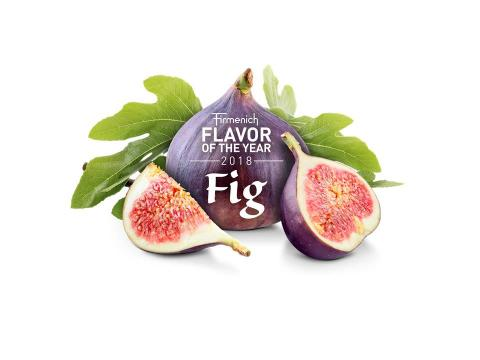 "FIRMENICH NAMES FIG THE 2018 ""FLAVOR OF THE YEAR"""
