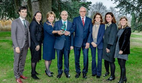 Firmenich Wins First IMD-Pictet Family Sustainability Business Award