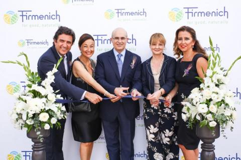 Firmenich Celebrates 30 Years of Growth in Turkey with New Facility Designed for Greater Innovation & Speed-to-Market