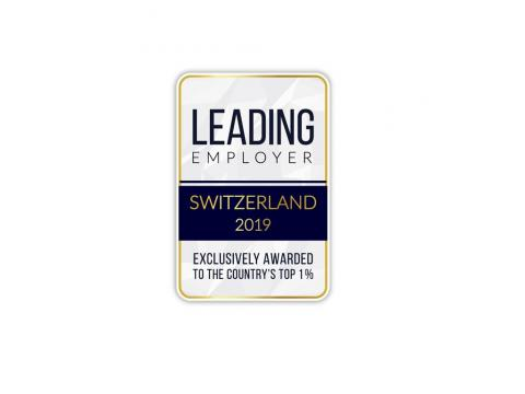 Leading Employer Award Ranks Firmenich in Top 1% of Swiss Employers