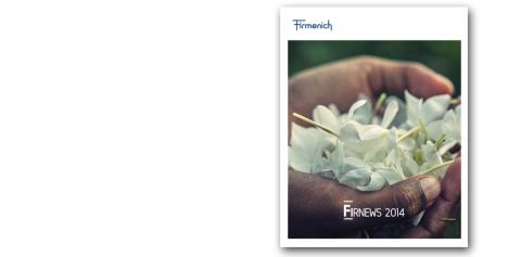 FIRMENICH PUBLISHES 2014 ANNUAL RESULTS