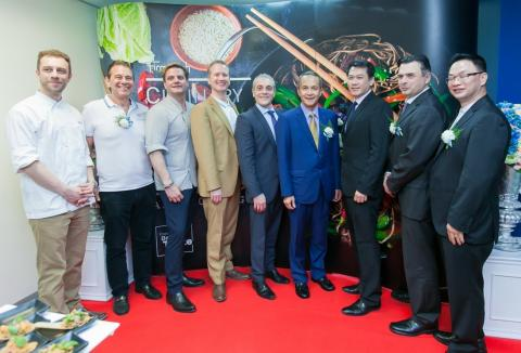 FIRMENICH OPENS CULINARY DISCOVERY CENTER IN THAILAND